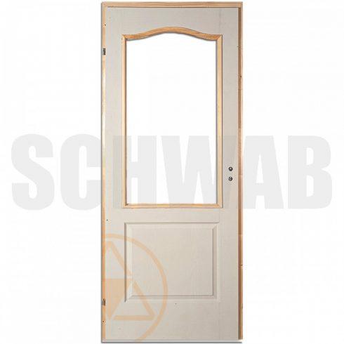 Dusa fa nyomott mintás belső ajtó